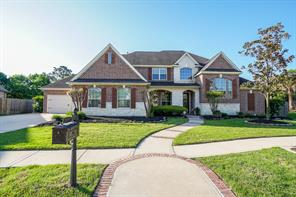 Houston Home at 21119 Begonia Creek Court Cypress , TX , 77433-4619 For Sale