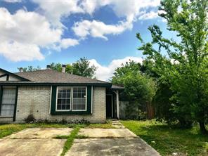 Houston Home at 10028 Rosbrook Drive Houston , TX , 77038-2420 For Sale