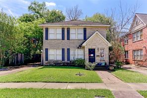 Houston Home at 1815 Colquitt Street Houston , TX , 77098-3512 For Sale