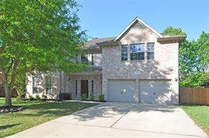 Houston Home at 8706 Mile Run Road Humble , TX , 77346-6171 For Sale