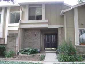 Houston Home at 11683 Village Place Drive 258 Houston , TX , 77077-6760 For Sale