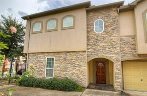 Houston Home at 5945 Kiam Street 4A Houston , TX , 77007-1071 For Sale
