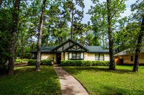 Houston Home at 1844 Greenbriar Drive Huntsville , TX , 77340 For Sale