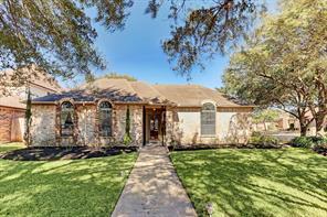 Houston Home at 12110 Ella Lee Lane Houston , TX , 77077-6007 For Sale