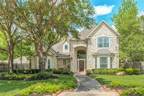 Houston Home at 1007 Chisel Point Drive Houston , TX , 77094-4111 For Sale