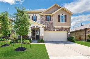Houston Home at 22527 Belmont Cove Lane Katy , TX , 77449-2280 For Sale