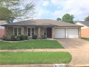 Houston Home at 19914 Jasperwood Circle Katy , TX , 77449-6621 For Sale