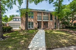 Houston Home at 1210 Almond Grove Drive Houston , TX , 77077-2505 For Sale