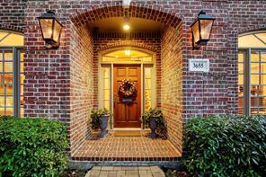Houston Home at 3655 Glen Haven Boulevard Houston , TX , 77025-1307 For Sale