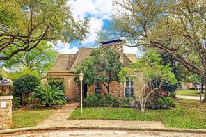 Houston Home at 411 Barkers Landing Court Houston , TX , 77079-2501 For Sale