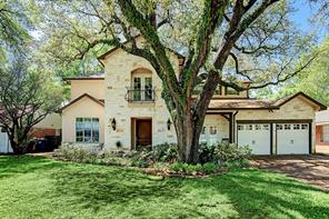 Houston Home at 8513 Merlin Drive Spring Valley Village , TX , 77055-4836 For Sale