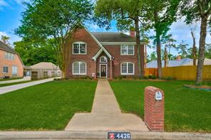 Houston Home at 4426 Broadleaf Street Kingwood                           , TX                           , 77345-1232 For Sale