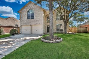 Houston Home at 5831 Sawyer Bend Lane Spring , TX , 77379-2709 For Sale