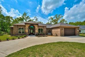 Houston Home at 17116 Alara Drive Splendora , TX , 77372-1456 For Sale