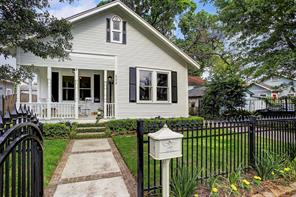 Houston Home at 539 Arlington Street Houston , TX , 77007-2619 For Sale