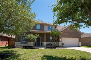 Houston Home at 6603 Blue Hollow Lane Dickinson , TX , 77539-4584 For Sale