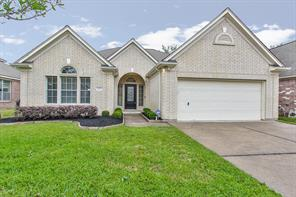 Houston Home at 6607 Everhill Circle Katy , TX , 77450-7006 For Sale