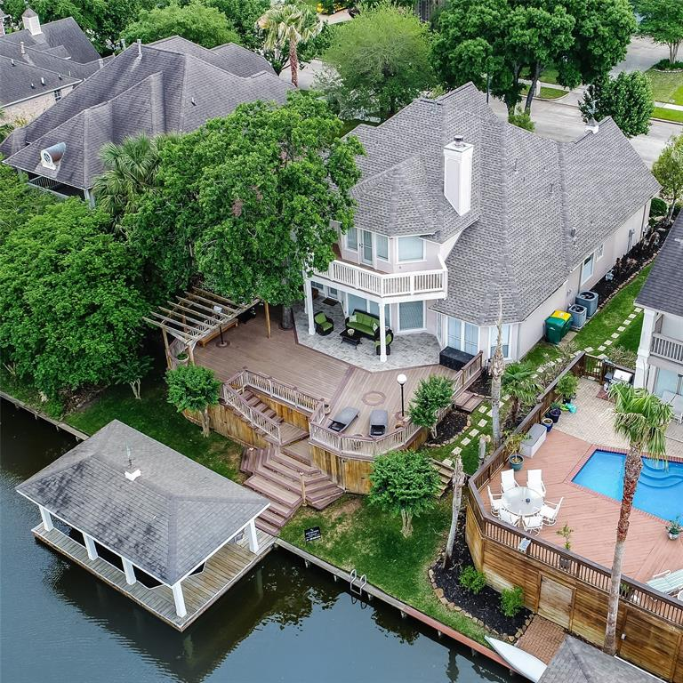Waterfront Homes For Sale In Seabrook TX