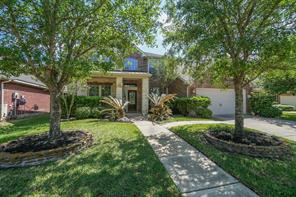 Houston Home at 8407 Red Rooster Lane Katy , TX , 77494-4945 For Sale