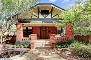 Houston Home at 1908 Harold Street Houston , TX , 77098-1502 For Sale