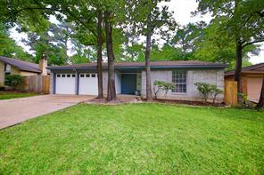 Houston Home at 22 Pineash Court The Woodlands , TX , 77381-2705 For Sale