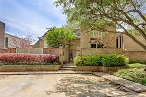 Houston Home at 15611 Memorial Drive Houston , TX , 77079-4118 For Sale