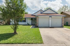 Houston Home at 5513 Sugar Creek Drive La Porte , TX , 77571-2722 For Sale