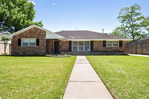 Houston Home at 7115 Shavelson Street Houston , TX , 77055-7634 For Sale