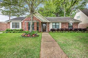 Houston Home at 626 Winter Oaks Drive Houston , TX , 77079-6528 For Sale