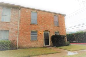 Houston Home at 14687 Perthshire Road 14687 Houston , TX , 77079-5600 For Sale