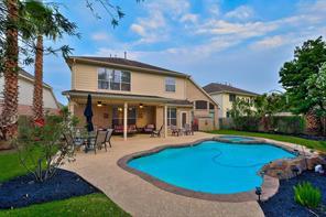 Houston Home at 23814 Allingham Lane Katy , TX , 77494-4486 For Sale