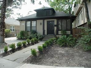 Houston Home at 5005 La Branch Street A Houston , TX , 77004-5738 For Sale