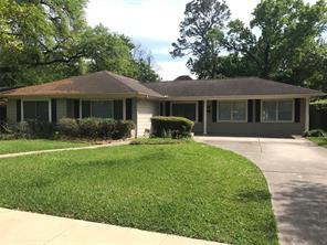Houston Home at 4809 Saxon Street Bellaire , TX , 77401-2203 For Sale