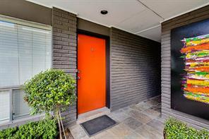 Houston Home at 3602 Garrott Street 7 Houston , TX , 77006-4451 For Sale