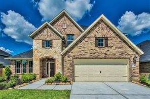 Houston Home at 7810 Taronga Lane Richmond , TX , 77407 For Sale