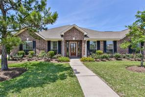Houston Home at 20522 Bradford Forest Drive Cypress , TX , 77433-7678 For Sale