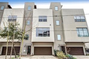 Houston Home at 807 Willard Houston , TX , 77006-1350 For Sale