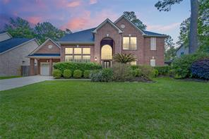 Houston Home at 6306 Gladehill Drive Kingwood , TX , 77345-2501 For Sale