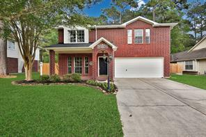 Houston Home at 28834 Forest Hill Drive Magnolia , TX , 77355-5585 For Sale