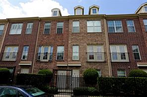 Houston Home at 1913 Gillette Street C Houston , TX , 77006-1566 For Sale