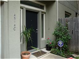 Houston Home at 4514 Center C Houston , TX , 77007-5454 For Sale