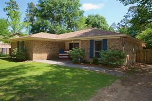 Houston Home at 27202 Apache Trail Magnolia , TX , 77354-4028 For Sale
