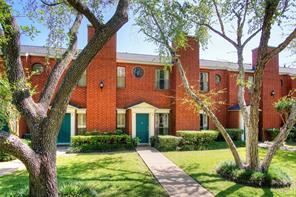 Houston Home at 3330 Las Palmas Street 3 Houston , TX , 77027-6341 For Sale