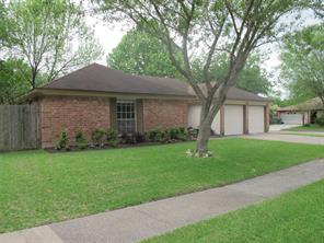 Houston Home at 1618 Pecan Hollow Street Pearland , TX , 77581-5714 For Sale