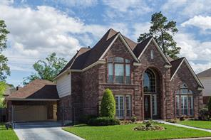 Houston Home at 5511 Winding Ridge Drive Spring , TX , 77379-8847 For Sale
