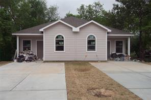 Houston Home at 4524 Alvin Street B Houston , TX , 77051 For Sale