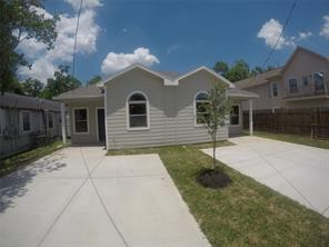 Houston Home at 4503 Maggie Street B Houston , TX , 77051 For Sale