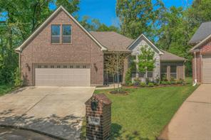 Houston Home at 13410 Pebble Beach Circle Montgomery , TX , 77356 For Sale