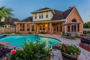 Houston Home at 21110 Falcon Creek Richmond , TX , 77406 For Sale