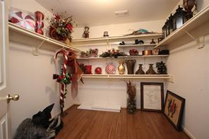 Look at the size of this hall closet! Ready for all your stuff!